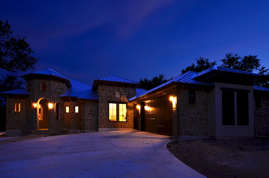 Architectural Photography - Night Shot
