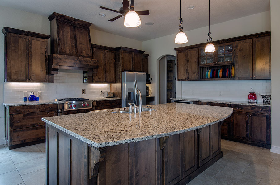 Residential Photography - Kitchen