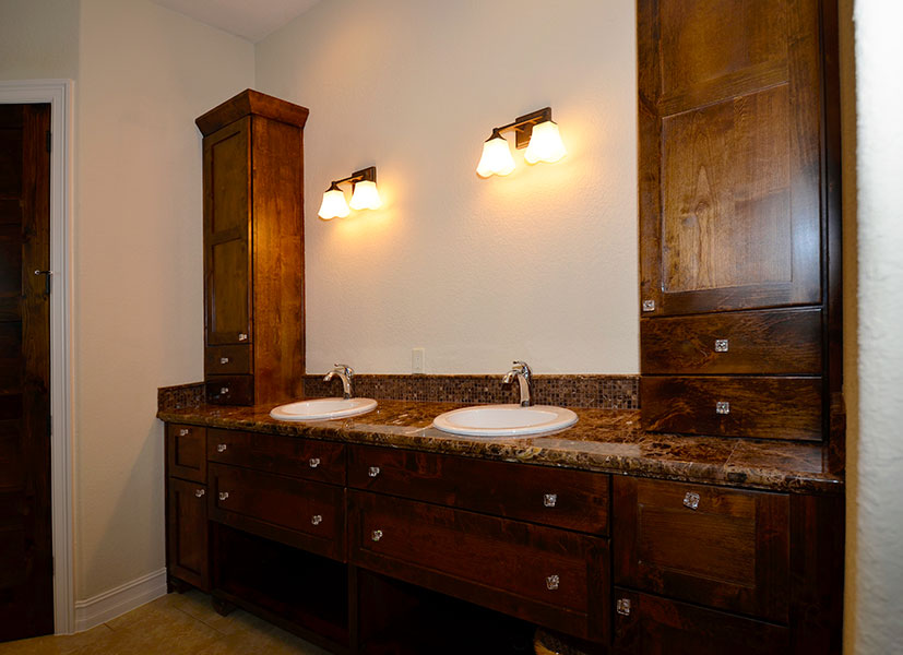 Residential Photography Master Bath