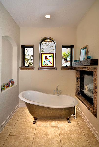 Interior Photography - Master Bath