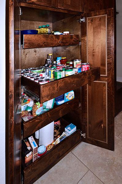 Interior Photography - Custom Cabinetry