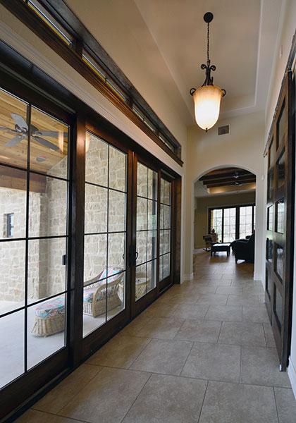 Custom Home Photography - Foyer