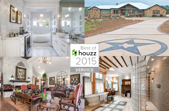 Houzz – Best of 2015 Award